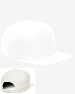 Yupoong 6-Panel Classic Snap-Back Solid Cap